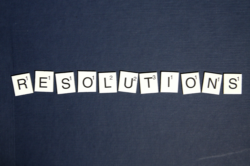 6 Resolutions for a Productive New Year