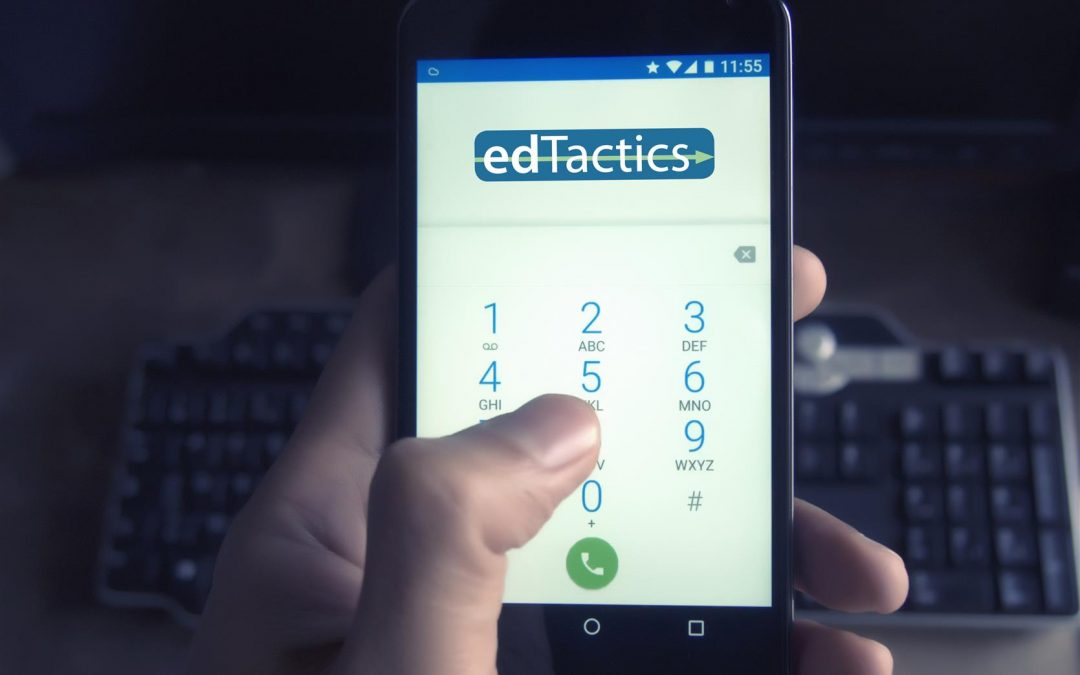 Whatever your school district needs, make edTactics your first call.